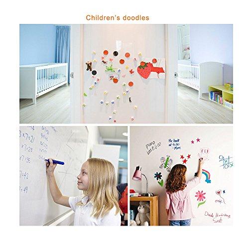 Durable Modeling Magjump Magnetic Dry Eraser Whiteboard For Kids