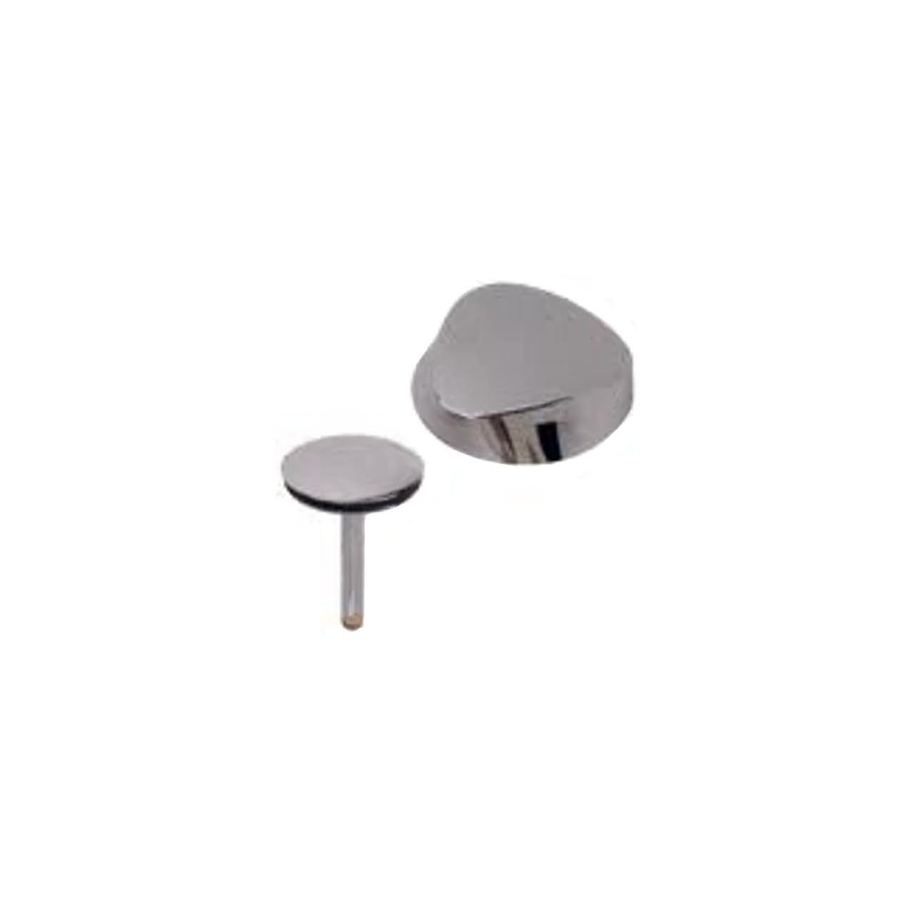 Geberit 151.551.IB.1 Traditional Metal TurnControl Trim Kit ForeverShine Polished Nickel