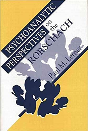Téléchargement des livres électroniques en français [Psychoanalytic Perspectives on the Rorschach] (By: Paul M. Lerner) [published: August, 2014] PDF ePub MOBI