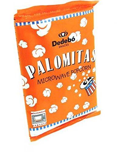 dedebè Snack Palomitas para Microondas 100 g: Amazon.es