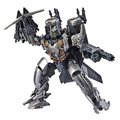 Transformers Toys Studio Series 43 Voyager Class Age of Extinction Movie KSI Boss Action Figure - Ages 8 and Up, 6.5-inch