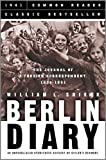 Berlin Diary, Shirer, William L., 1579124429