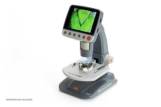 Celestron infiniview lcd mikroskop cm zoll tft lcd
