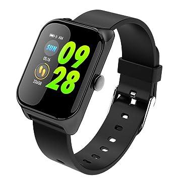 KDSFJIKUYB Smartwatch Mulit-Sport Smart Watch 1.3 Pulgadas IPS ...