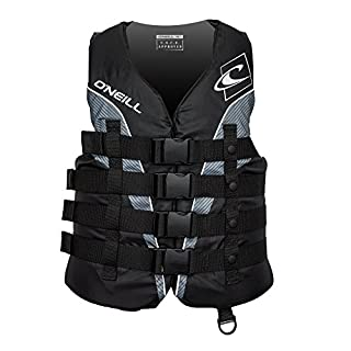 O'Neill Men's Superlite USCG Life Vest ,Black/Black/Smoke/White,Medium (B014JOTU08) | Amazon Products
