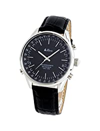 [LAD WEATHER] GPS Master IV / satellite wave watch business simple watches for men