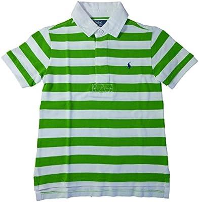 Ralph Lauren Niños Big Pony Polo Jinete Camiseta con cuello de ...