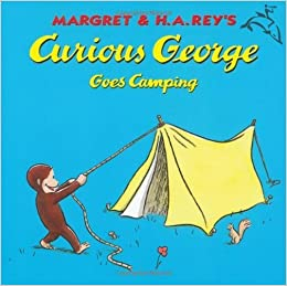 Book Margret & H.A. Rey's Curious George Goes Camping