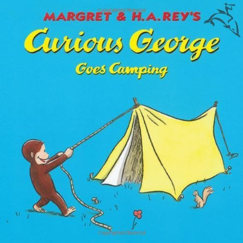 Price comparison product image Margret & H.A. Rey's Curious George Goes Camping
