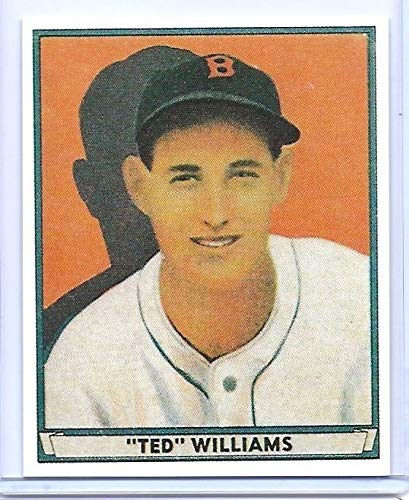 1941 Mint - Mint TED Williams 1941 Playball Vintage Reprint #14! Boston RED SOX!