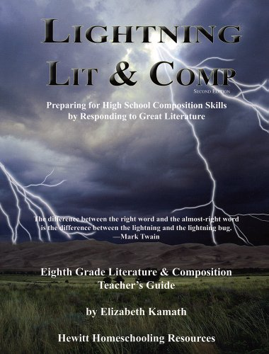 Lightning Literature: 8th Grade Teacher's Guide (Lightning Lit & Comp) (Book 8 Grade Teacher)