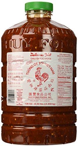 chili garlic sauce - 8
