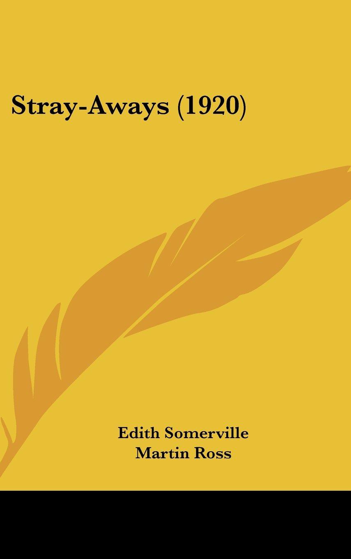 Download Stray-Aways (1920) pdf