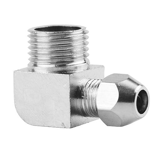 AiCheaX Codo de ajuste de férula de compresión, tubo de 1/4 ...