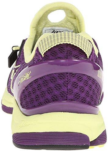 ZootZoot TT 7.0 Damen Laufschuhe - Zapatillas de correr mujer multicolor - Mehrfarbig (deep purple/spring green)
