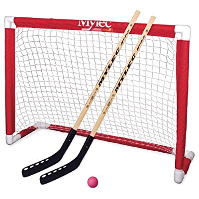 Mylec Mylec Deluxe Folding Hockey Goal Set