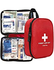 YESDEX First Aid Kit 130pcs Medical Travel Workplace Family Safety, Emergency Bag Box, ARTG Registered