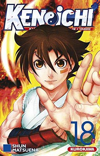 Couverture Kenichi tome 45 et 46