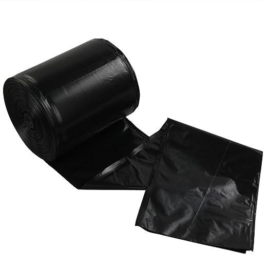 Lesbye Bolsas de Basura 5 L, 125 Unidades, Color Negro ...