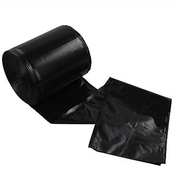 Lesbye Negro Bolsas de Basura de 10L, 125 Bolsas: Amazon.es ...