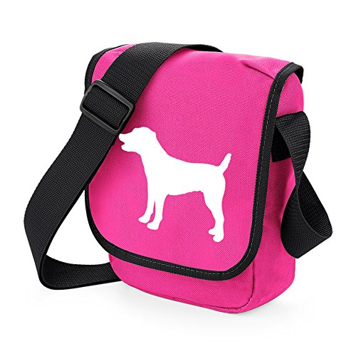 Jack Jrt Gift Silhouette Reporter Of Shoulder Bag Terrier Colours Pink Choice Russell rXYO0nqrw1