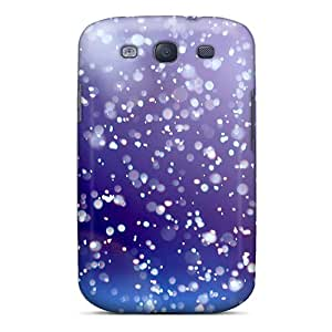 New Style OscarAPaz Snow Drops Premium Tpu Cover Case For Galaxy S3