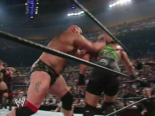 Royal Rumble January 19, 2003, Royal Rumble Match