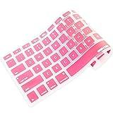 iBenzer MKC01PK Macaron Series Keyboard Cover for MacBook Pro 13