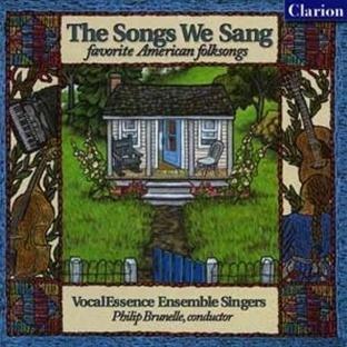 The Songs We Sang - Favorite American (Favorite American Folk Songs)