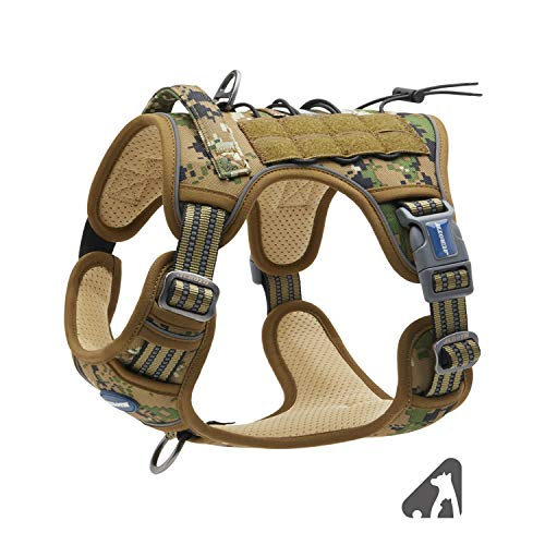 Auroth Tactical Dog Harness