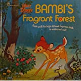 Bambi's Fragrant Forest: Based on the Original Story by Felix Salten (Golden Scratch&Sniff Book)