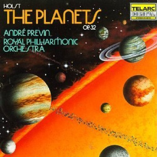 Holst: The Planets by artist [1990]