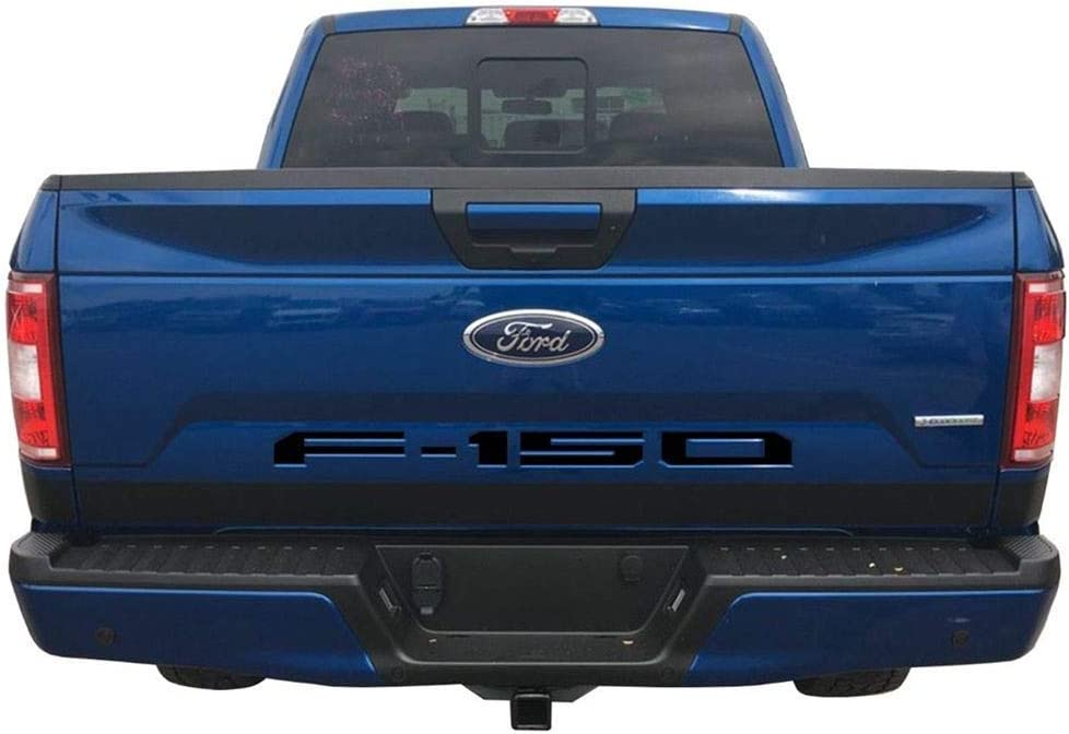 2006-2011 Ranger 2011-2014 Edge Decal Badge Nameplate for 2004-2014 F250 F350 2011-2016 Explorer YiHee Oval 9X3.5 Ford F150 Front Grille Rear Tailgate Emblem
