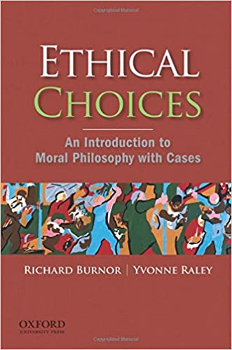 amazon com ethical choices an introduction to moral philosophy