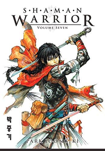 Shaman Warrior Volume 7 by Brand: Dark Horse