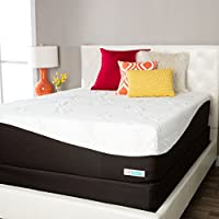 Simmons Beautyrest ComforPedic from Beautyrest Choose Your Comfort 14-inch Queen-size Gel Memory Foam Mattress Set Medium