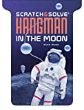 Scratch and Solve Hangman in the Moon, Mike Ward, 1454905050
