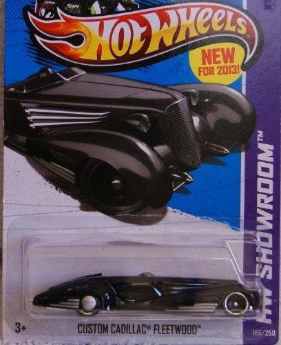Cadillac Fleetwood Wheel (Hot Wheels 2013 HW Showroom Custom Cadillac Fleetwood Black 185/250)