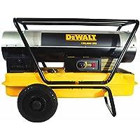 Dewalt Heavy Duty 190000 BTU Forced Air Kerosene Portable Work Job Site Heater