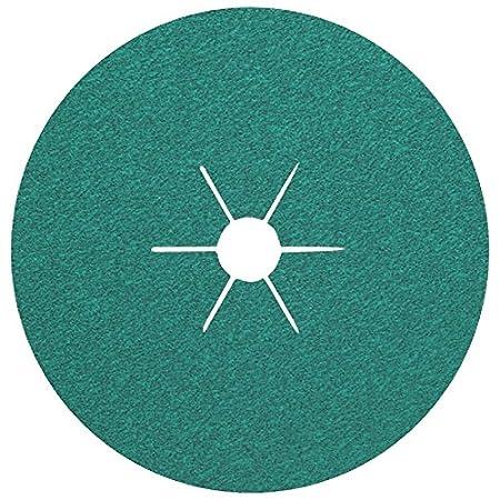 125X22 mm Fiberscheibe CS 570 25 Stk Korn: 36 Klingspor 204093 Schleif
