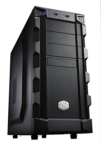 cooler master k280 atx mid tower - 1