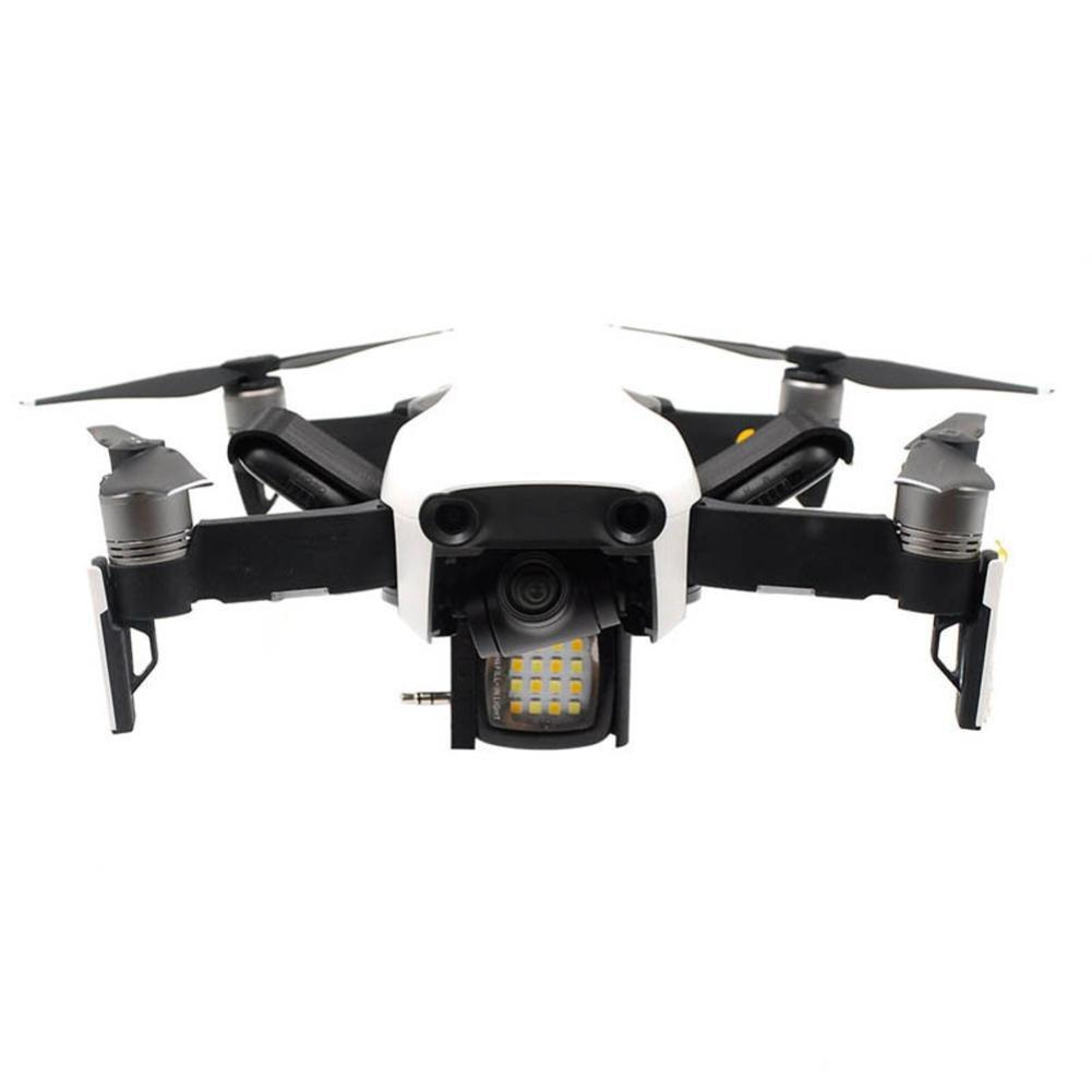 Lanspo Nacht Flying LED Licht Mount Schnalle Halter Für DJI Mavic AIR Drone Teil Nachtflugsicherheit