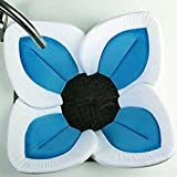 Besde Blooming Bath Lotus Bath Tub for Baby Blooming Sink Bath For Baby Infant (One size, Sky)