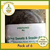 Grand Sweets & Snacks (GSS) Athirasam (Pack of 6) Each Pkt 250 Gms T-M