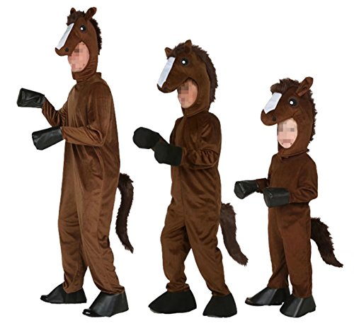 Ameyda Adult Unisex Kids Little Boys Toddler Halloween Cosplay Horse Costume