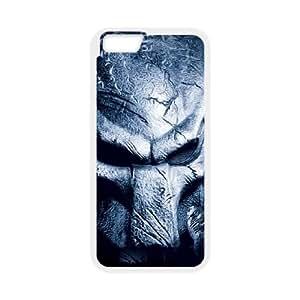 Predator funda iPhone 6 4.7 Inch caja funda del teléfono celular del teléfono celular blanco cubierta de la caja funda EEECBCAAL16157
