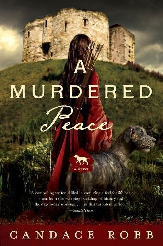 Book Cover: A Murdered Peace: A Kate Clifford Novel