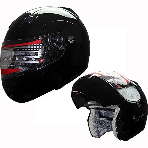 xl modular snowmobile helmet - 7