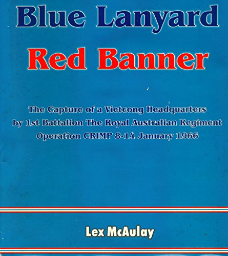 Blue Lanyard Red Banner