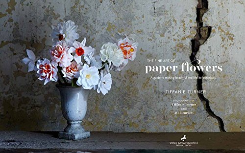 The Fine Art of Paper Flowers: A Guide to Making Beautiful and Lifelike Botanicals by Watson-Guptill (Image #4)